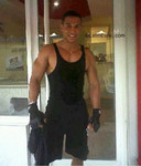tall Dominican Republic man Erick from Santo Domingo DO30671